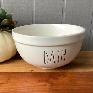 """Rae Dunn DASH BOWL 6.5"""" Diameter"""